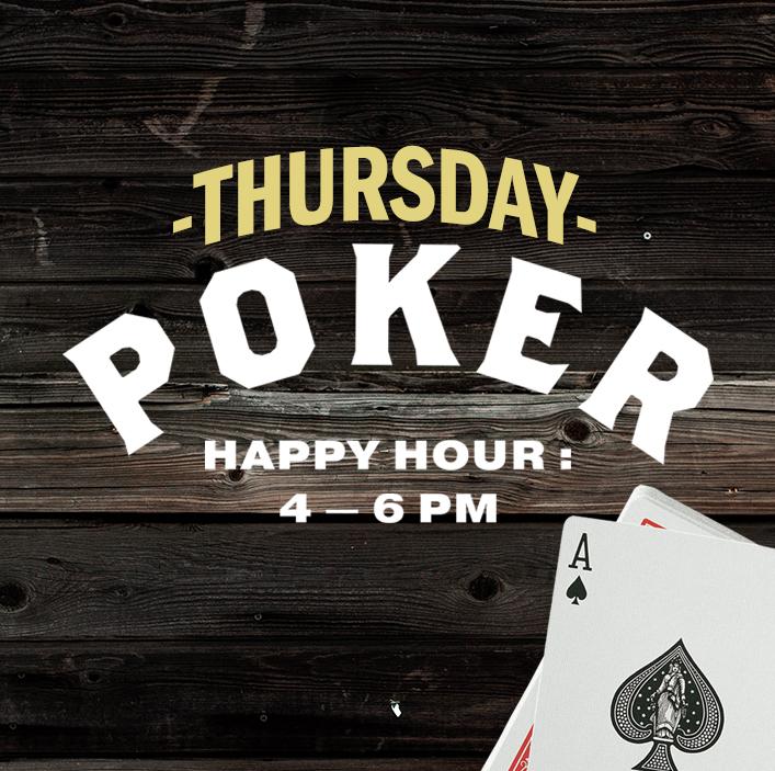 Poker Thursdays